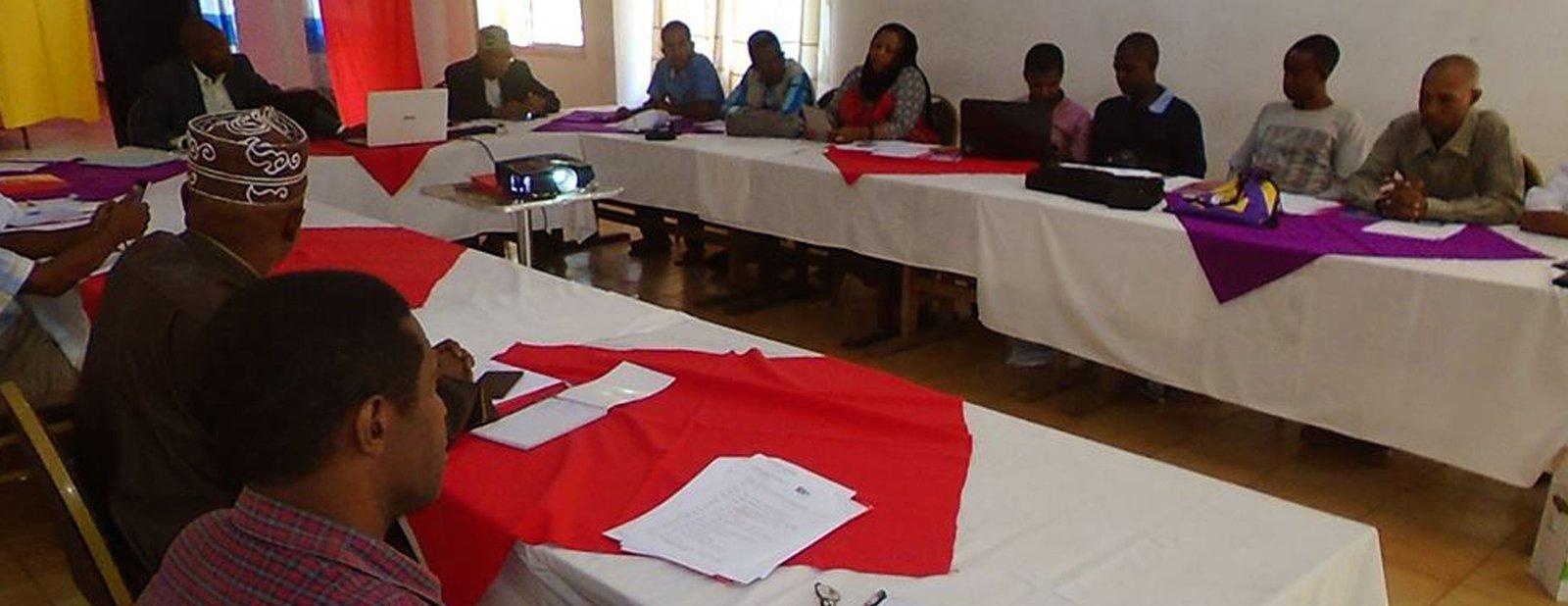 Des journalistes d'Anjouan se penchent sur le code de l'Information